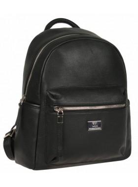 Рюкзак женский Franchesco Mariscotti 1-4293к-100 чёрный