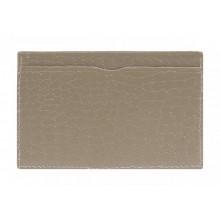 Визитница для собственных визиток Alliance 0-209 кайман капуч