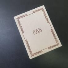 Обложка для автодокументов и паспорта ОВ-О черный Эллада