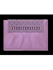 Бумажник водителя женский БС-11 муза с кристаллами SWAROVSKI Kniksen фиолетовый