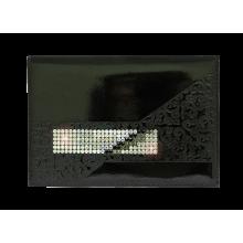 Бумажник водителя женский из кожи БС-12 escala black Kniksen черный