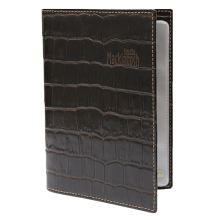 Бумажник водителя с вшитой обложкой для паспорта Mackintosh Studio