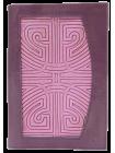 Бумажник водителя БС-10 сирень Person