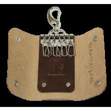 Ключница для ключей КC-А коричневый Apache