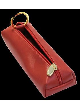 Ключница люкс красный С-КМ-2 Флауэрс