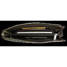 Портмоне мужское кожаное БМ-А дымчато-коричневое Apache