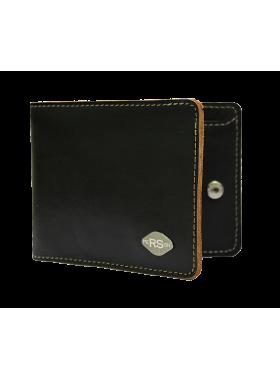 Мужское портмоне для денег и карт KO-3-RS черный RS