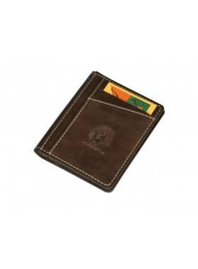 Футляр для карт ФК-А коричневый Apache