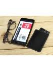 Картхолдер для пластиковых карт из кожи ФПК-2-S черныйы Apache с защитой RFID