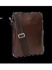 Городской модный рюкзак трансформер 9713 коричневый Apache