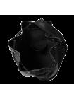 Сумка мешок через плечо из натуральной кожи C-9213-A дымчато-черный Apache
