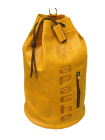 Сумка мешок через плечо из натуральной кожи C-9213-A табачно-желтый Apache