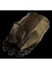 Сумка рюкзак мешок мужская большая коричневая С-9614-А Apache
